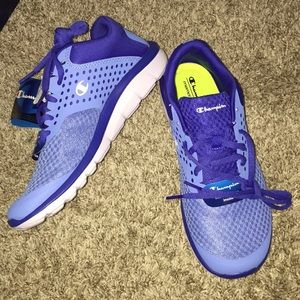 3eafd71f136 Champion Shoes - Periwinkle Blue Gusto Cross Trainer